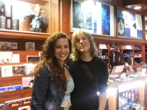 com Mike Stern, guitarrista
